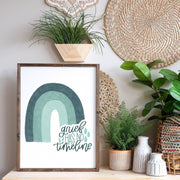 Grief Has No Timeline Print - JordynAlisonDesigns