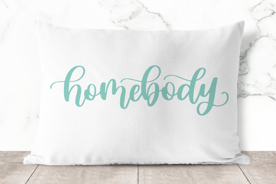 Cut File | Homebody