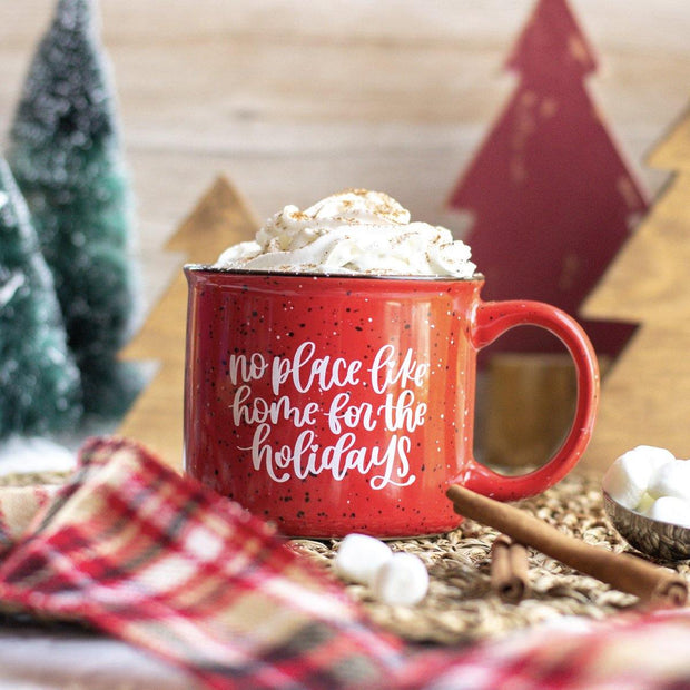 Home for the Holidays Mug