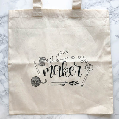 Maker Tote Bag