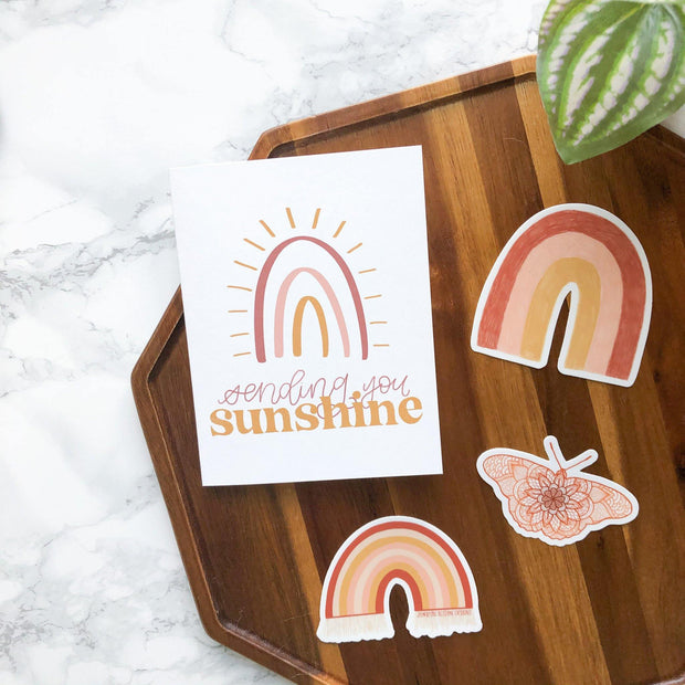 Sending You Sunshine - JordynAlisonDesigns