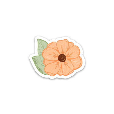 Mini Flower - Orange - JordynAlisonDesigns