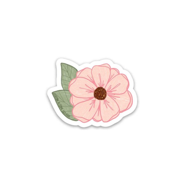 Mini Flower - Pink - JordynAlisonDesigns