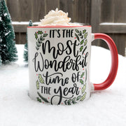 Most Wonderful Time Mug