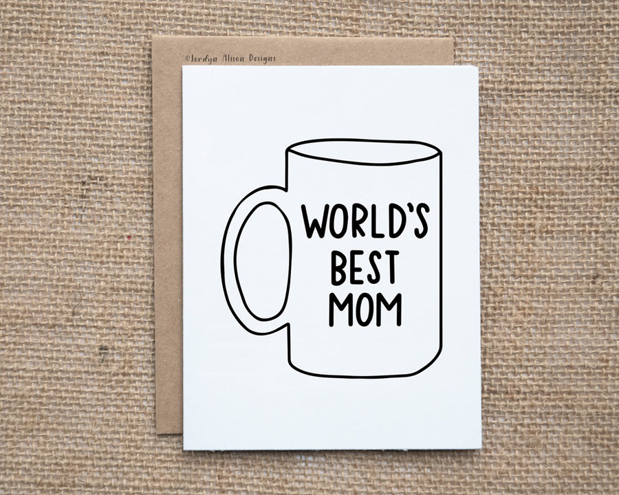 World's Best Friend / Mom / Dad