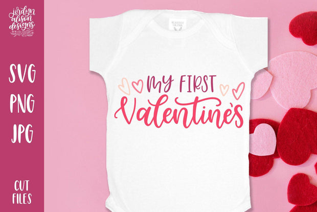 Cut File | First Valentine's