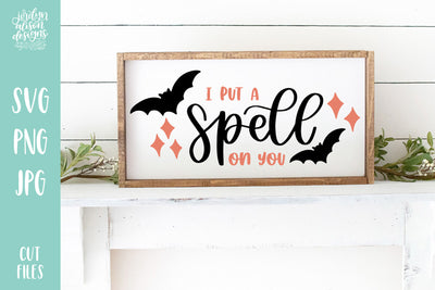 Cut File | I Put A Spell On You