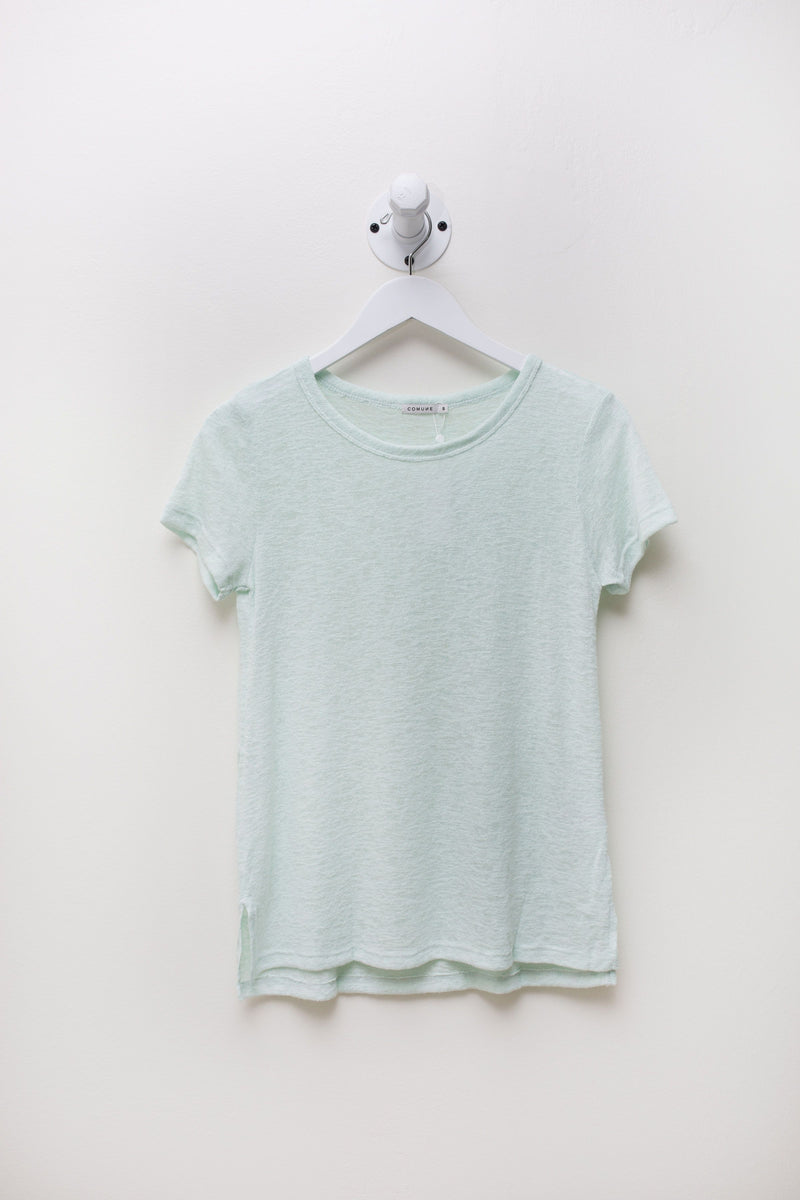 Melrose Seafoam Tee - Style Collectif
