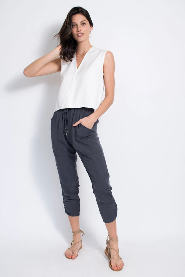 Smoke slim pant - Style Collectif