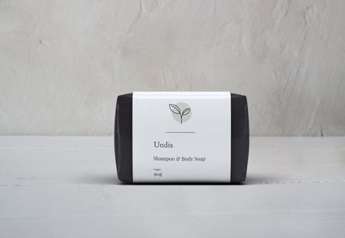Undis Hair & Boday Soap Yuka