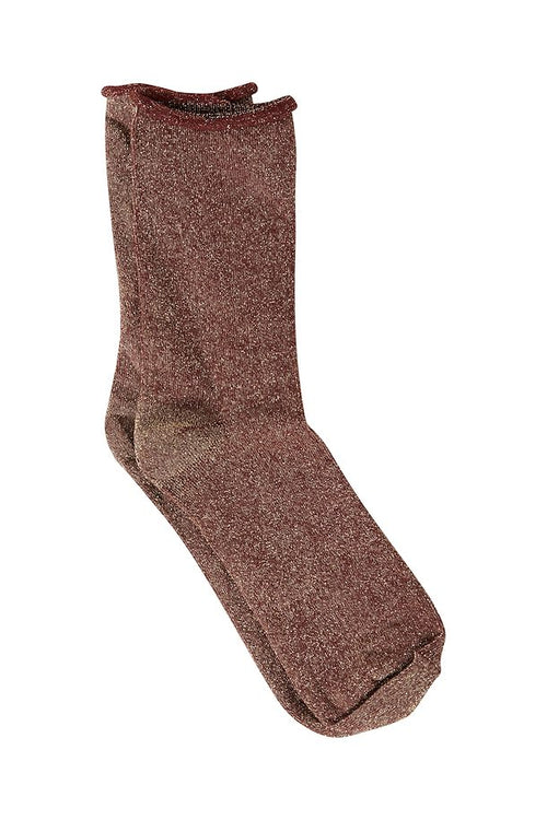 "Socken Glitzer ""Apple Butter"" Ichi"