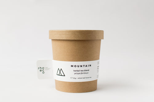 Rhoeco Mountain/ Bio-Kräutertee mit Seedstick
