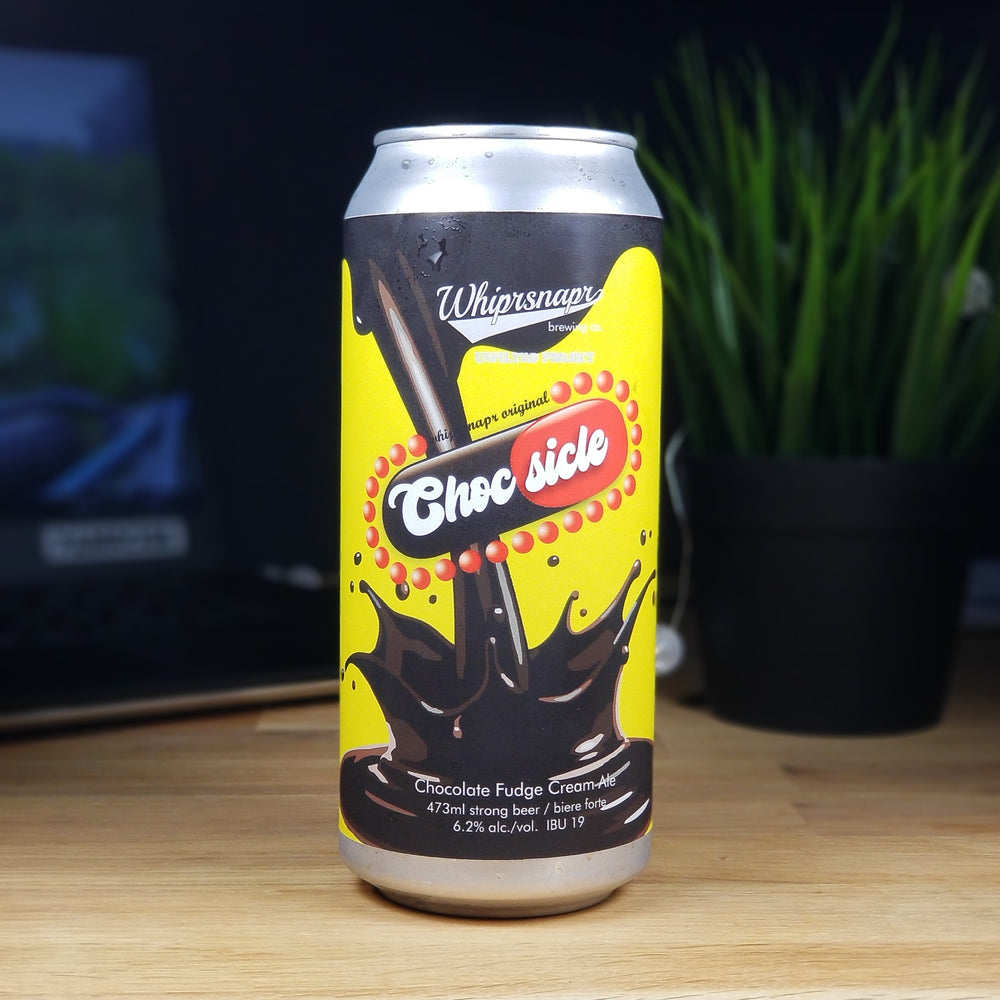 Unfiltrd Project Beer - Chocsicle