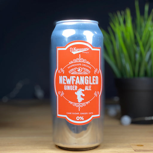 Non-Alcoholic: 'Newfangled' Craft Ginger Ale
