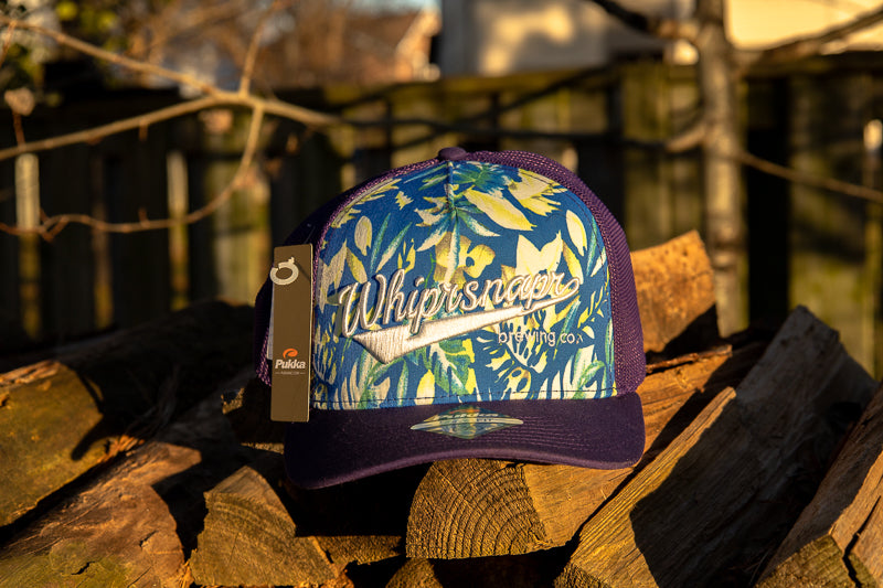 Whiprsnapr Tropical Ultra-Fit Hat
