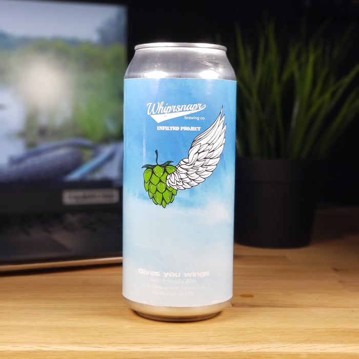 Unfiltrd Project Beer - Gives you Wings