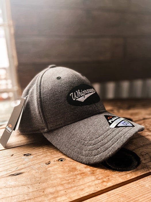 Whiprsnapr Ultra Fit Grey Hat