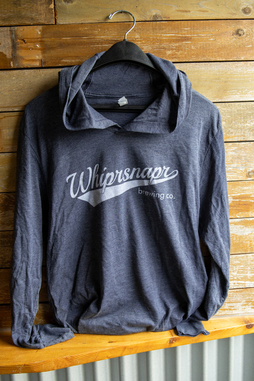 NEW Whiprsnapr Long Sleeve tshirt hoodie- Vintage Royal