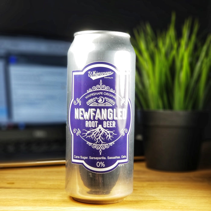 Non-Alcoholic: 'Newfangled' Craft Root Beer
