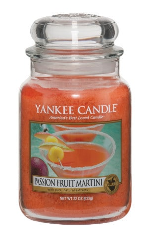 YANKEE CANDLE PASSION FRUIT MARTINI DOFTLJUS LARGE