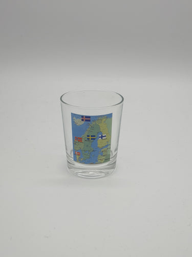 Sverige glass