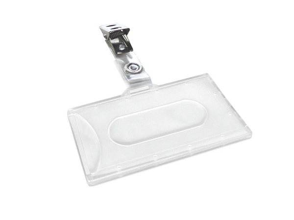 Plastic ID card holder PERSONA 34.016.91