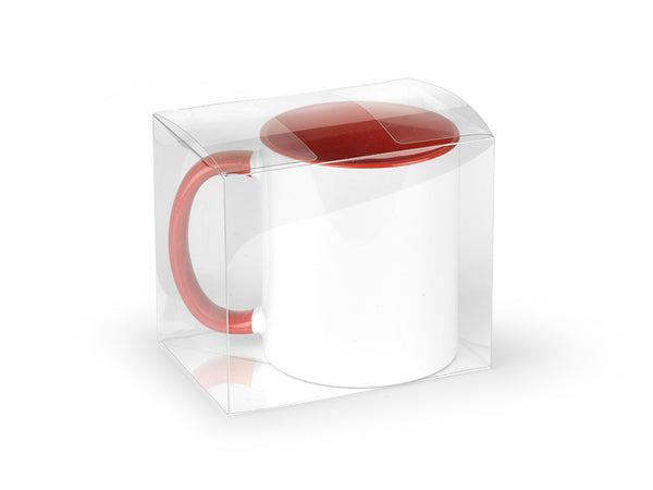Single mug gift box CLEAR BOX 44.086.91