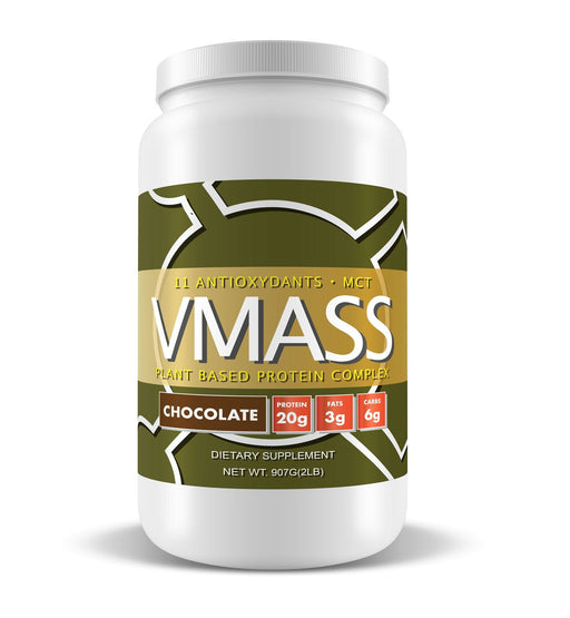 VMASS SUPERFOOD 2LB [プラント・ベース] - 1Muscle.com