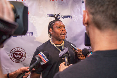 Jalen Ramsey Wraps Up Charity Event Weekend