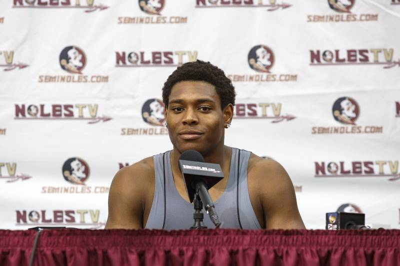 Jalen Ramsey at Florida State University | Don Juan Moore/Getty Images
