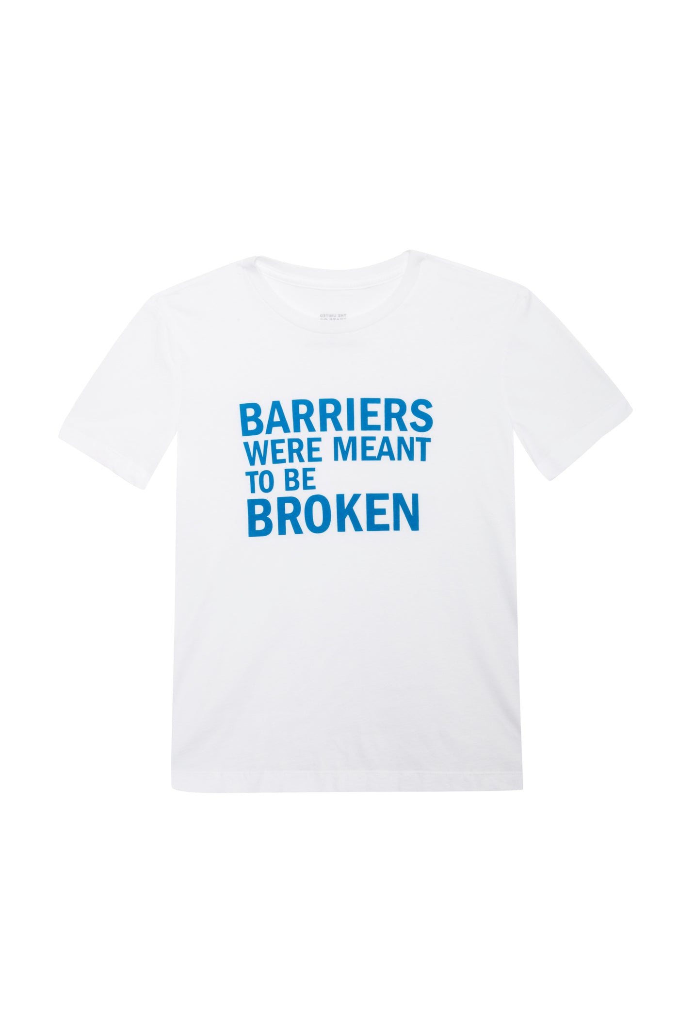 USOW BARRIERS BROKEN TEE