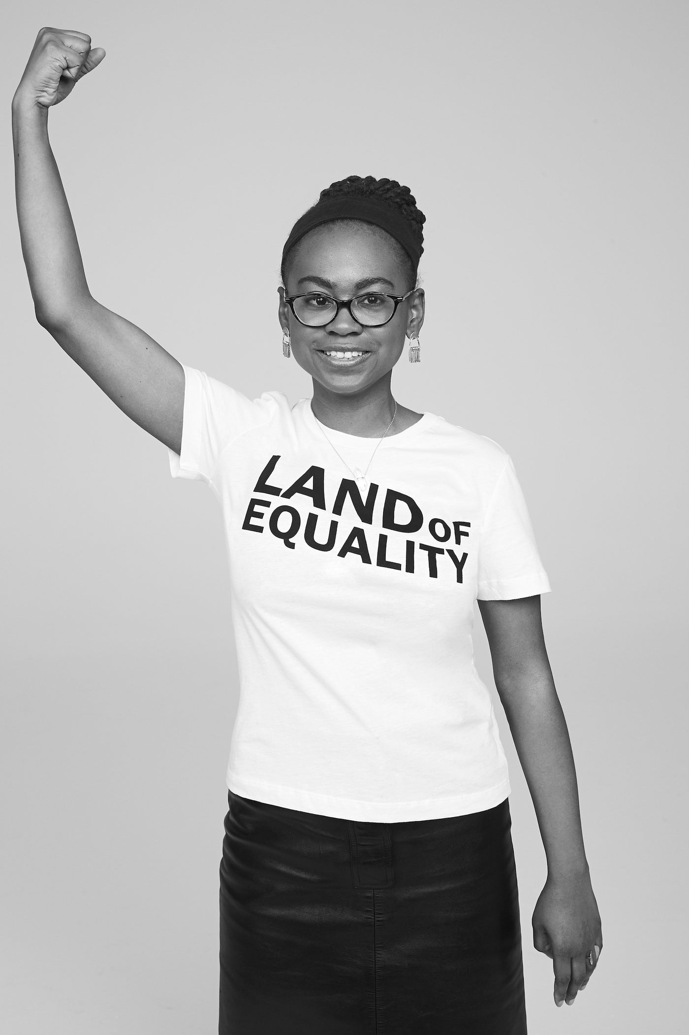 USOW LAND OF EQUALITY TEE