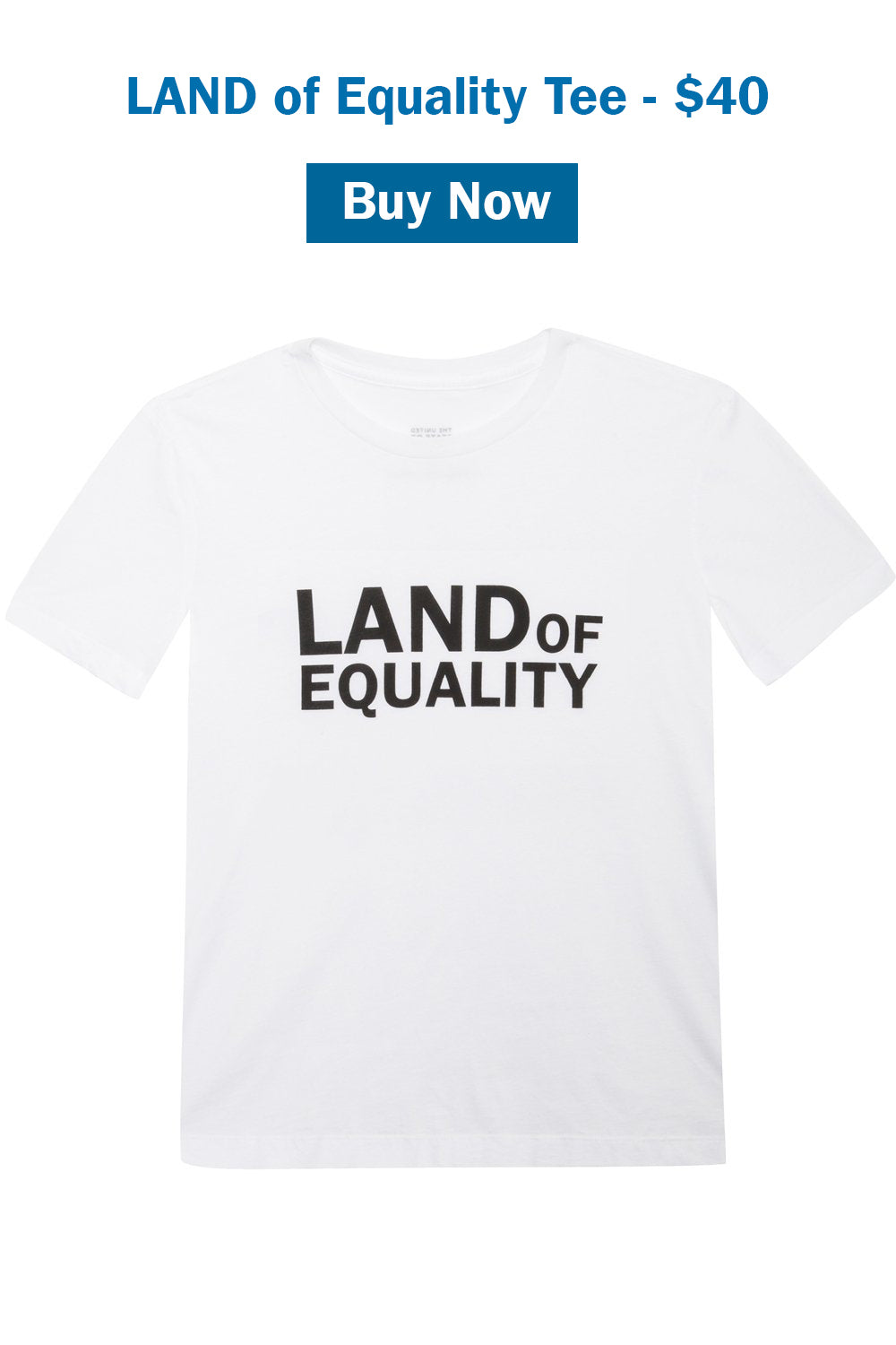 Land of Equality T-Shirt