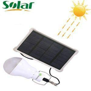Portable Led Bulb Light Charged Solar Energy Lamp Anxiouspro