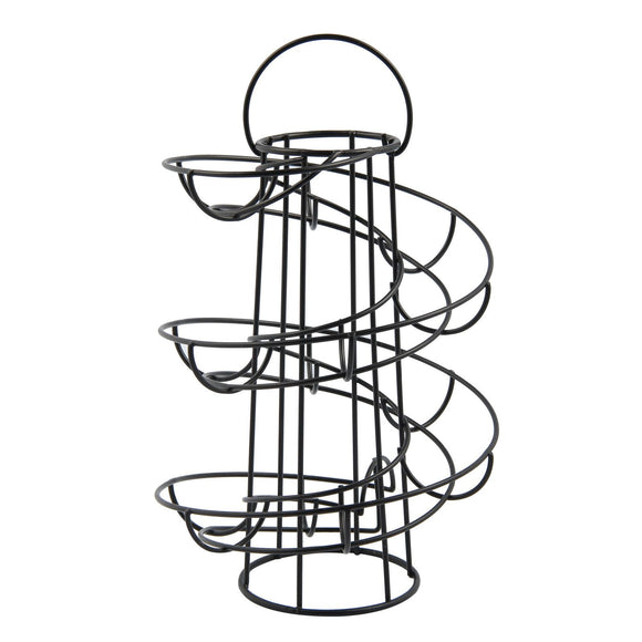 Egg Skelter Dispenser Rack