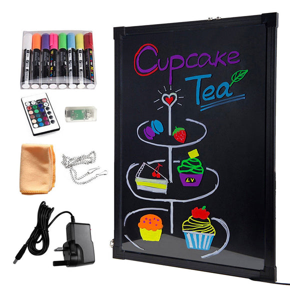 LED Message Writing Board LED Light Up Drawing/ Writing Board Toy