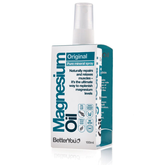 Magnesium Oil Original Spray- Repairs and relaxes muscles