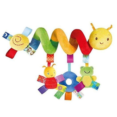 Caterpillar & Friends Activity Spiral Mobile