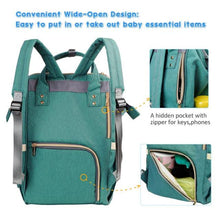 LAND Changing Bag & Backpack