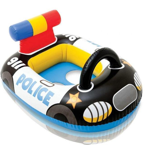 Baby Inflatable Police Car