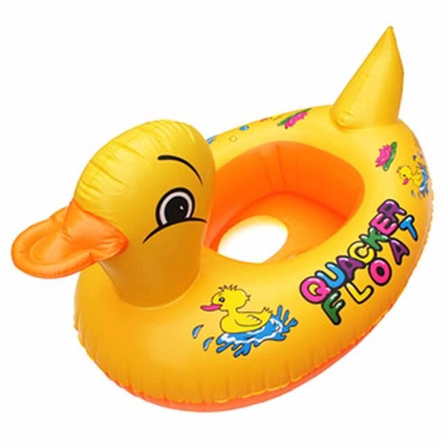 Baby Inflatable Yellow Duck