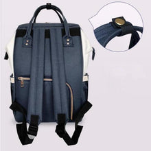 LAND Baby Changing Bag & Backpack Panel Edition