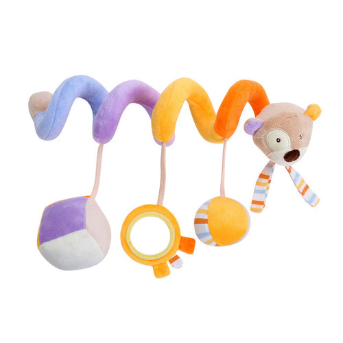Teddy Bear Educational Spiral Mobile