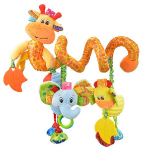 Mr Giraffe Activity Spiral Mobile