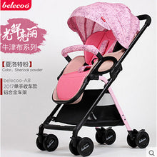 Lightweight Folding Baby Stroller + BONUS 5 FREE ACCESSORIES