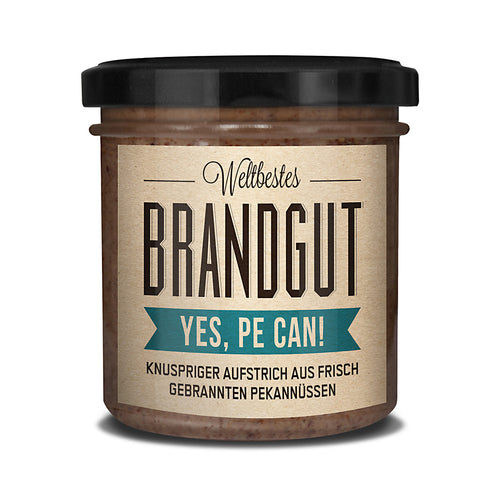 Brandgut »Yes, Pe Can!«