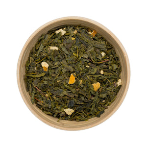 China Sencha Ingwer Zitrone