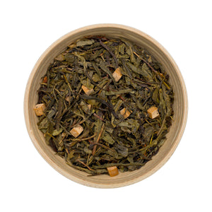 China Sencha Karamell