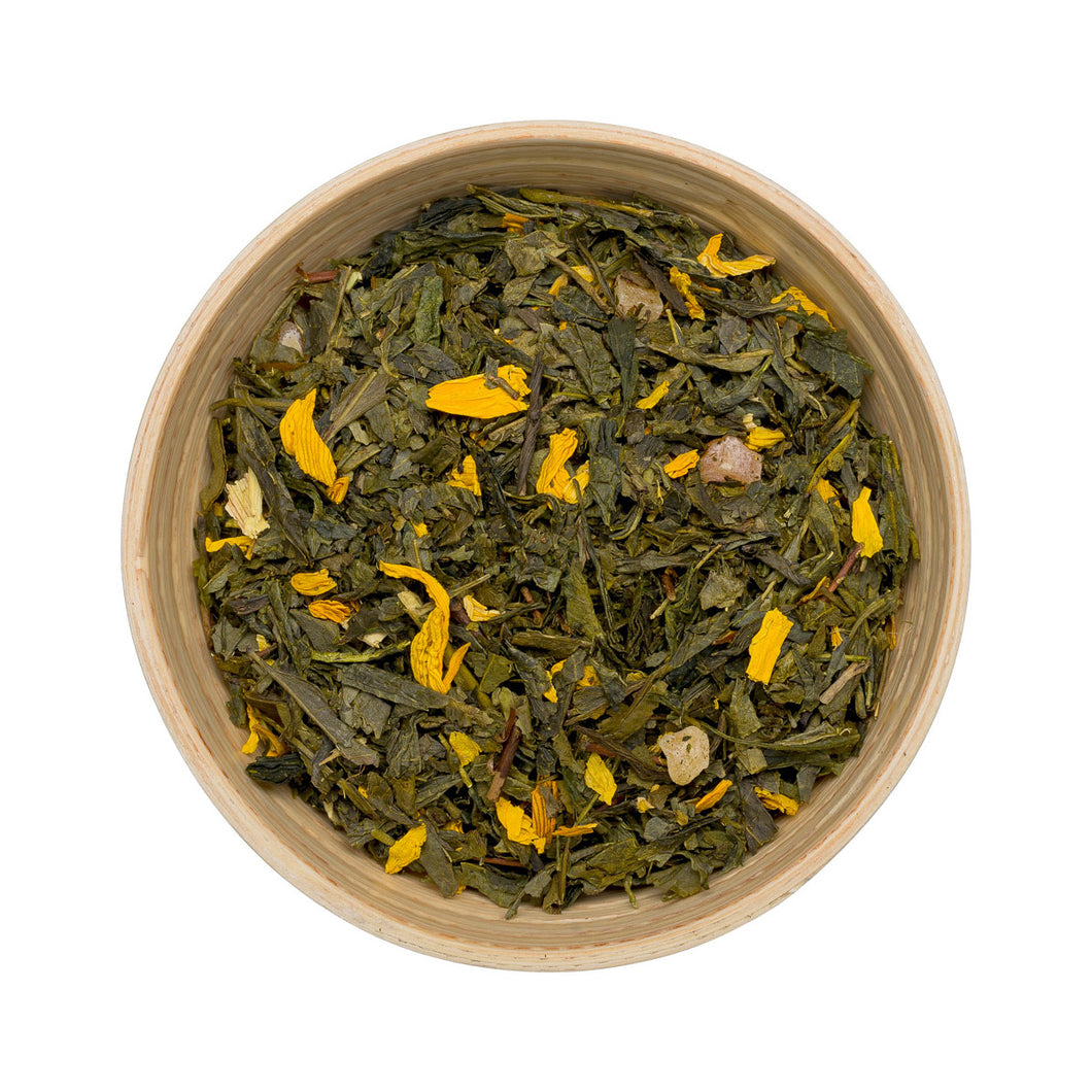 China Sencha Mango Papaya