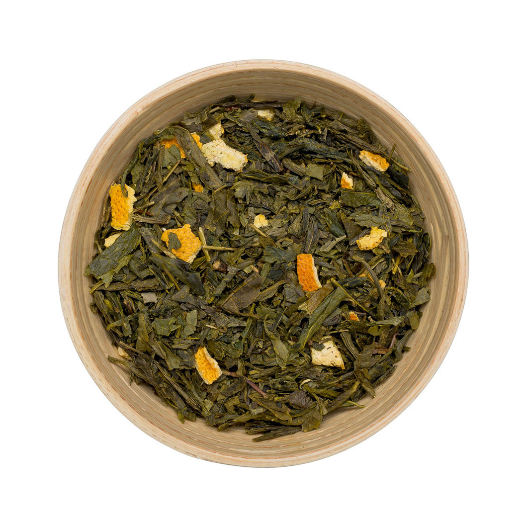 China Sencha Orange